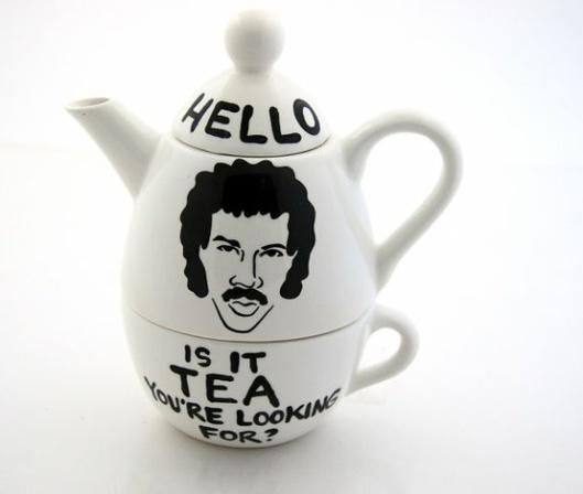 Tea Silliness