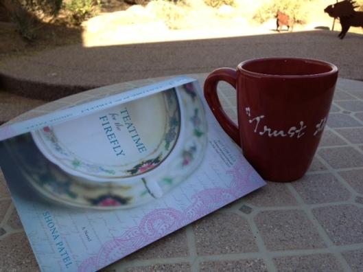 reading teatime