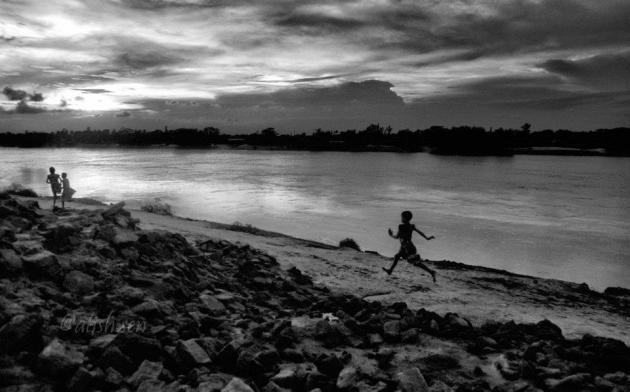 Waterways of Bengal. Photo courtesy ATISH SEN